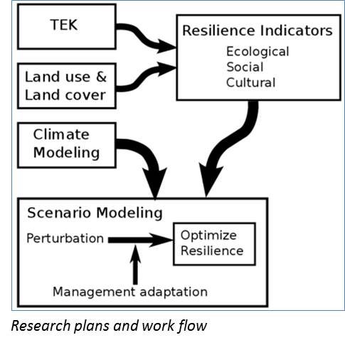 Local Ecological Knowledge and ecosystem resilience to