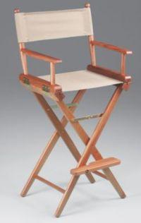 Teak Captain's Chair - Whitecap Industries | Fisheries Supply