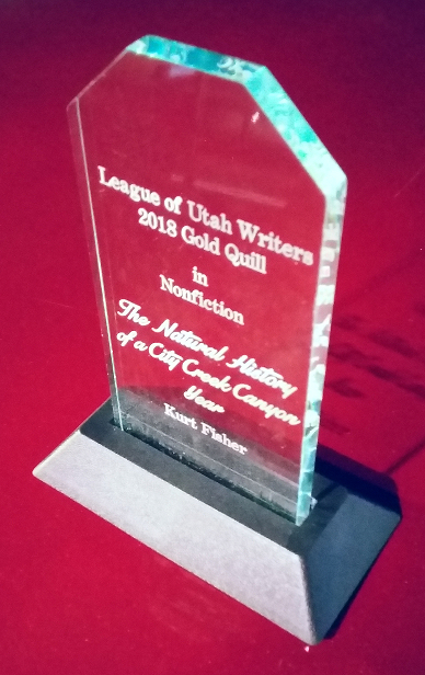 League of Utah Writers' Non-Fiction Award