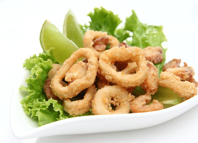 Breaded Calamari 2