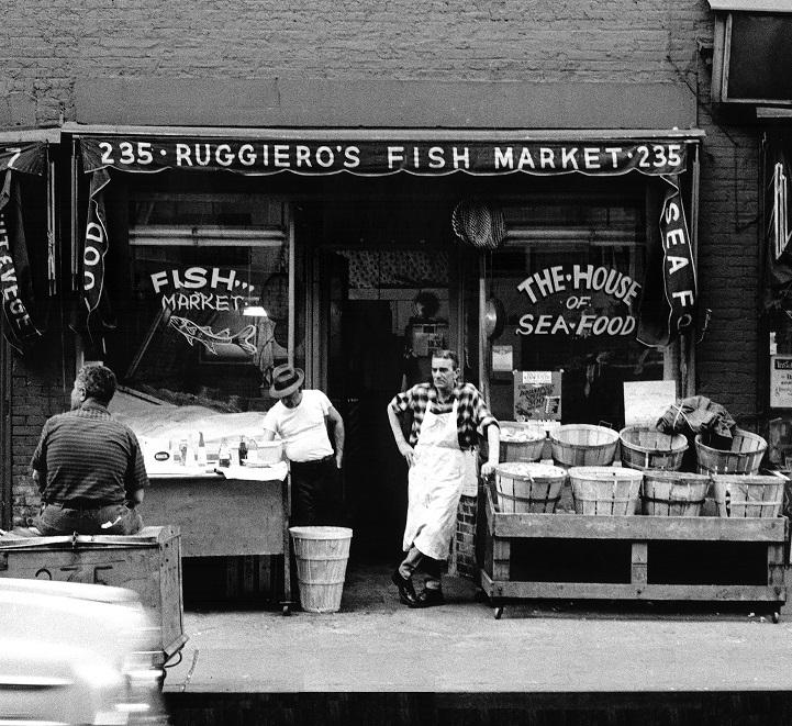 Fish Market Photo 3