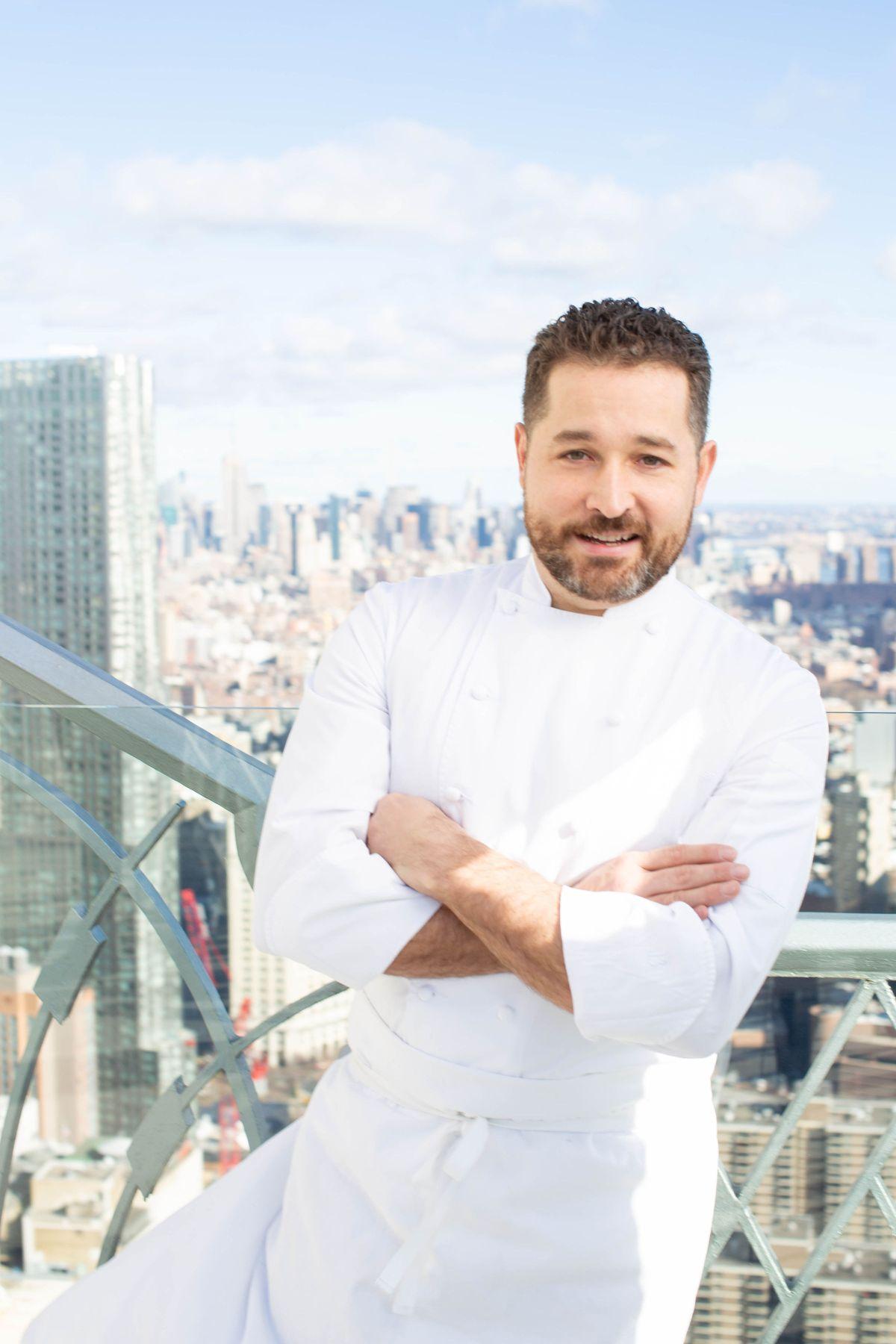 Chef James Kent