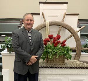 Pastor Shawn Major Photo