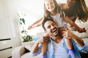 happy-family-home-security