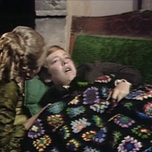 Dark Shadows Jameson Collins possessed by his dying descendant David