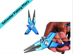 Saltwater Aluminum Fishing Pliers review