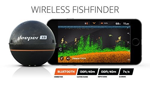 Deeper Wireless Portable Fish Finder