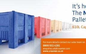 Craemer launches CB3 fishbox