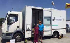 FISHERMEN GET FREE DENTAL CHECKS