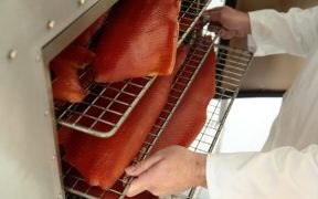 Multimesh UK high quality wire trays and racks for fish smokers