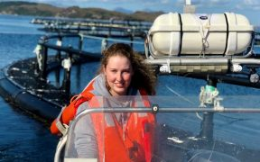 FIRST FAST TRACK SALMON FARM MANAGERS