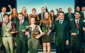 AQUACULTURE LEARNER OF THE YEAR AWARDS