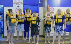 FISHERMEN ENCOURAGED TO TAKE FREE SAFETY TRAINING COURSES
