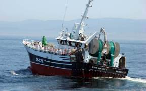 Morgere Trawl Doors to Exhibit at Galway