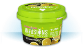 CHICKEN OF THE SEA LAUNCHES INFUSIONS