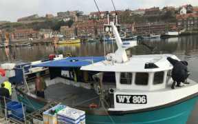 EMPLOYMENT STATISTICS FOR UK FISHING FLEET