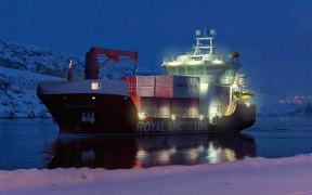 TWO NEW CARGO VESSELS FROM HAVYARD