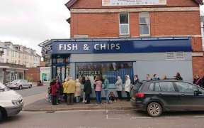 CHIPPY HOSTS SPECIAL CHARITY EVENT