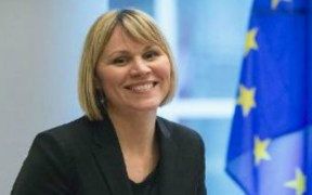 MEP LINNÉA ENGSTRÖM TAKES ON DREAM JOB