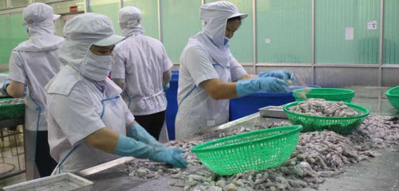 VIETNAM SEAFOOD EXPORTERS BOOST CHINESE LINKS