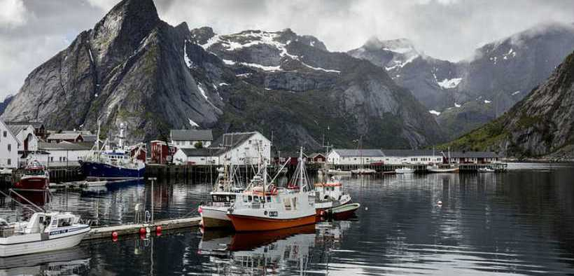 PREVENTING UNREGULATED FISHING IN THE ARCTIC