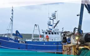 SCOTTISH FISHERMEN PLEDGE