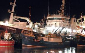 STATEMENT FROM SCOTTISH FISHERMEN'S FEDERATION