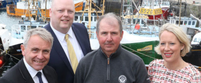 IRISH FISHERMEN REMINDED TO CALL