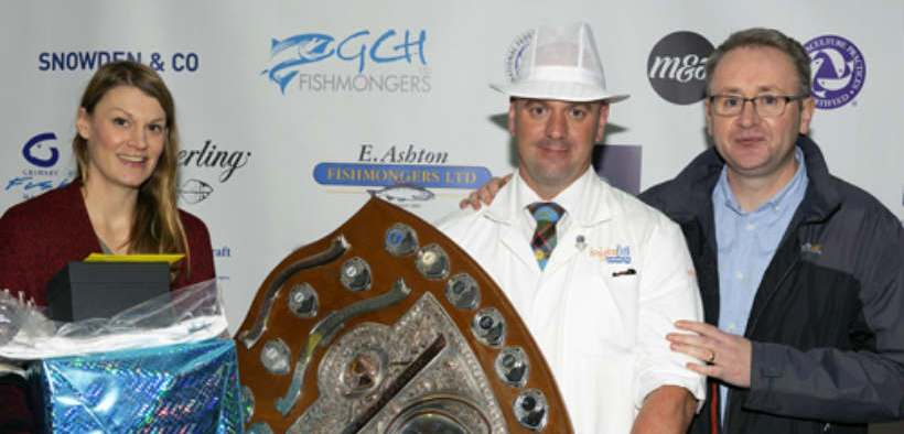 BRITISH FISH CRAFT CHAMPIONSHIPS