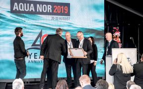 Benchmark Win 2019 Innovation Award