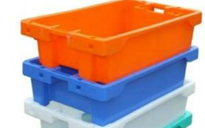NEW PLASTIC FISH BOX 2