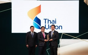 THAI UNION SCOOPS GOOD GOVERNANCE