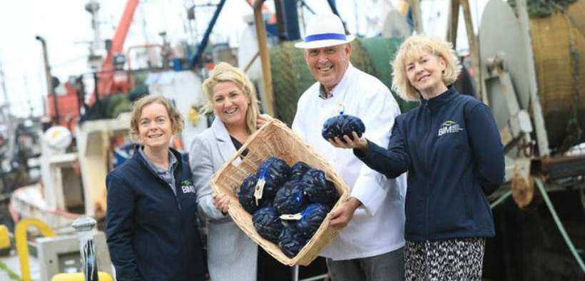 IRELAND'S FIRST CERTIFIED FISHMONGER