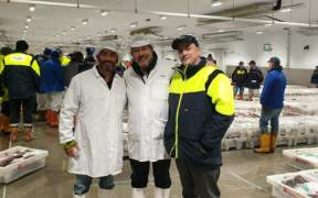 SEAFOOD SCOTLAND HOSTS INTERNATIONAL