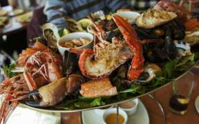WIDESPREAD SEAFOOD FRAUD