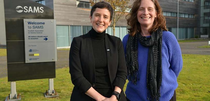 Scottish Government pledges support for Women in Scottish Aquaculture