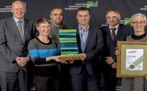 TOP ENVIRONMENTAL AWARD