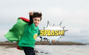 Explorers Super Hero Pop