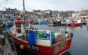 SCOTS GOVT SEEKS DEVOLVED FISHERIES