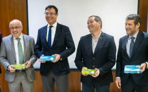 PROJECT TO PROMOTE SUSTAINABLE TUNA