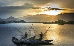 VIETNAM SEAFOOD EXPORTS DROP