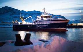 RECORD CATCH FOR ROYAL GREENLAND