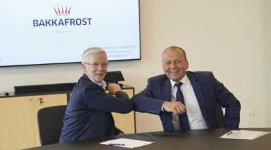 BAKKAFROST PARTICIPATES IN PROJECT