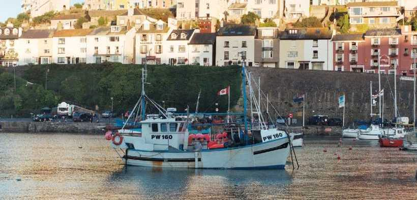 IFM POSITION ON THE FISHERIES