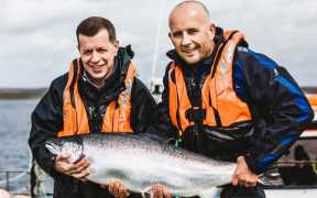 SCOTTISH SEA FARMS MAKES LATEST
