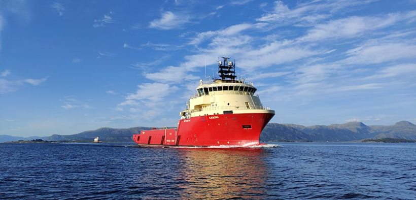 Renewing the Offshore Supply Fleet with batteries