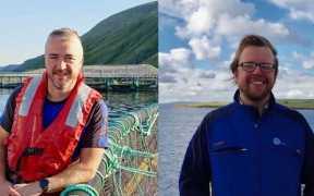 SCOTTISH SEA FARMS PICKS LOCAL