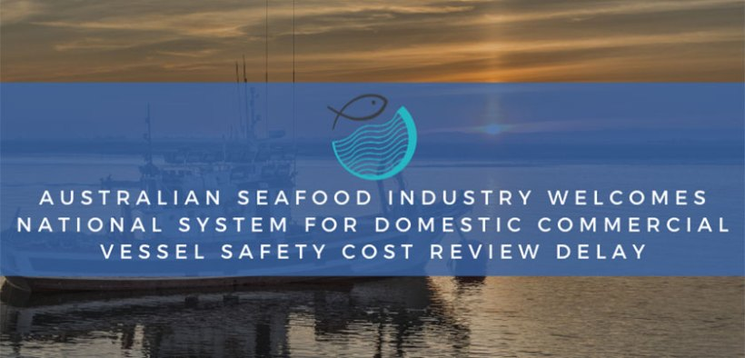 Australian seafood industry welcomes National System