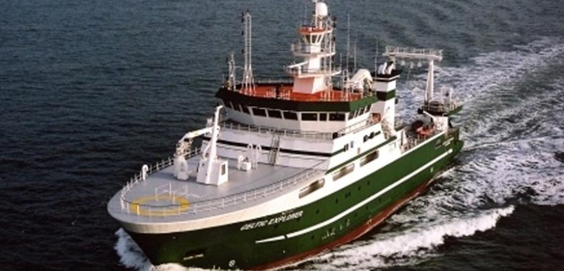 Minister Charlie McConalogue confirms funding for new marine research vessel for Ireland in Budget 2021