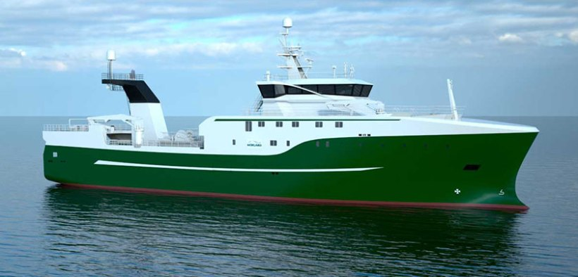 VARD orders compressors for newbuild trawler